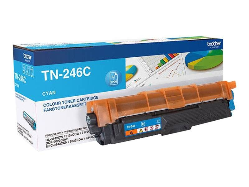 BROTHER TN-246C
