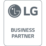 LG Logo Business Partner